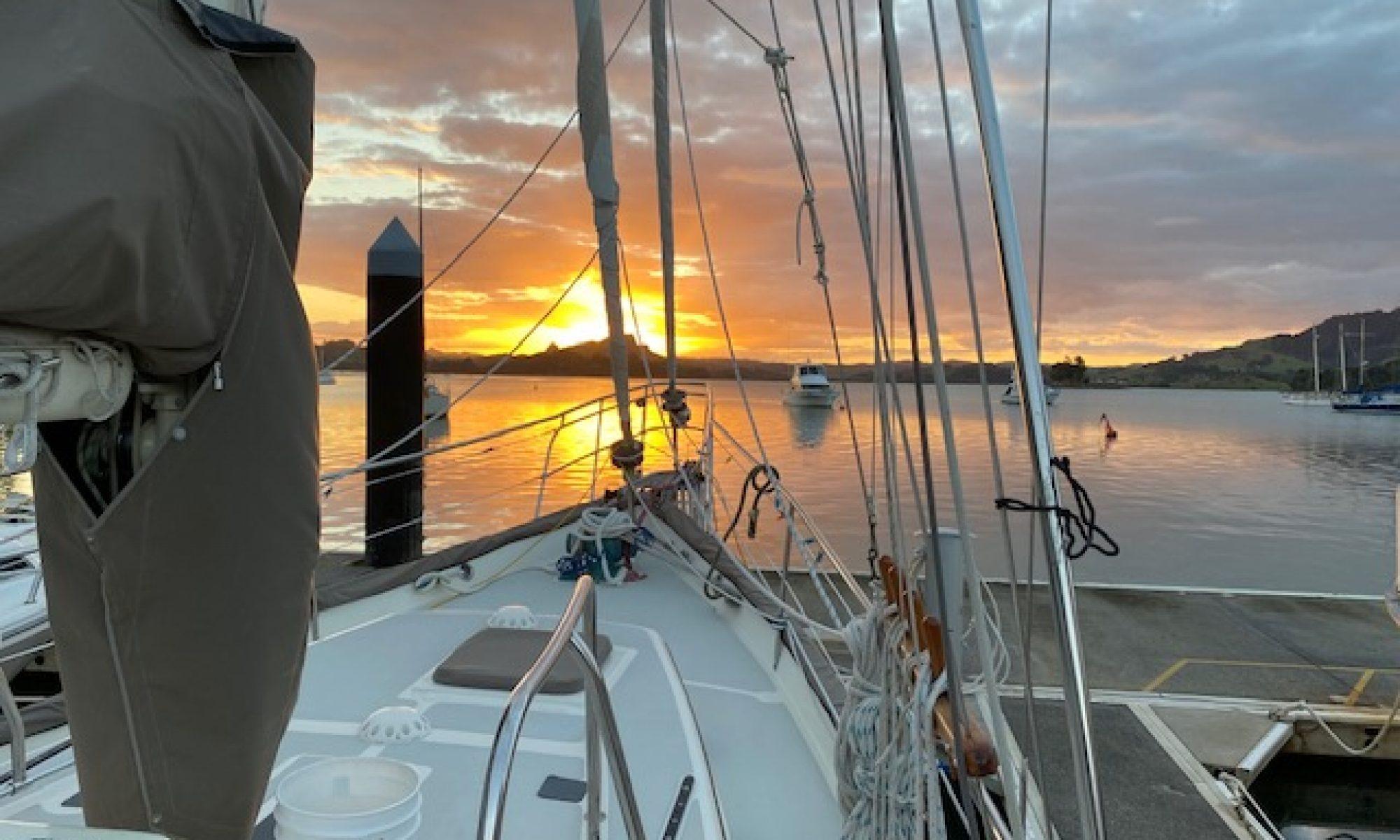 Whangaroa Marina